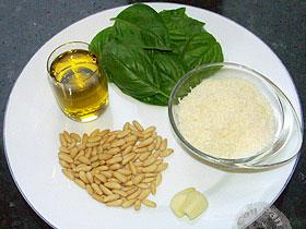Salsa Pesto Genoves Verde Recetas Conpan